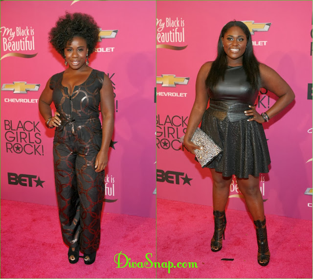 """RECAP: THE REAL""""CRAZY EYES & TAYSTEE FROM NETFLIX SERIES """"Orange Is The New Black"""" - DivaSnap.com"""