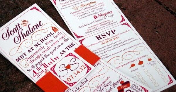 Wedding Invitation Photo Ideas with beautiful invitations design