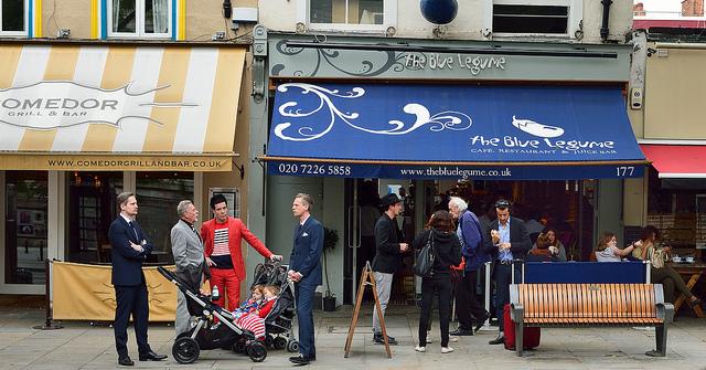How to tell a good London neighbourhood