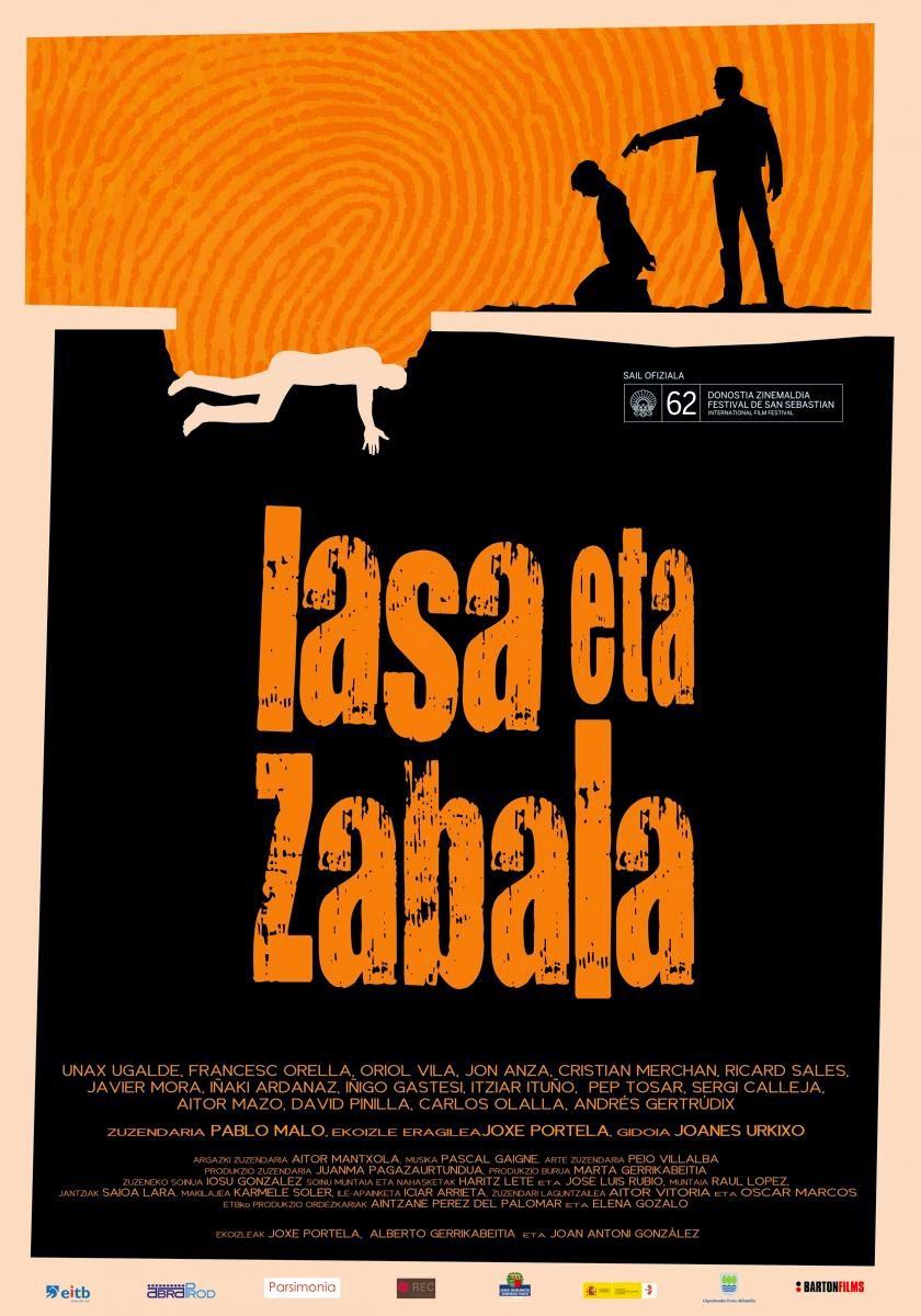 """Cine forum Anticapitalista: Miércoles 8 abril -21h -Entresuelo. """"Lasa y Zabala"""" de P. Malo"""