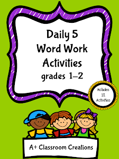 http://www.teacherspayteachers.com/Product/Daily-5-Word-Work-Activities-Ready-to-Go-Includes-Bin-Labels-and-Checklists-1001210