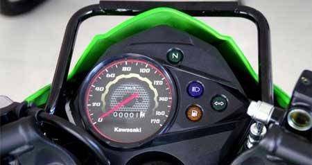 speedometer Kawasaki Athlete Pro 2015