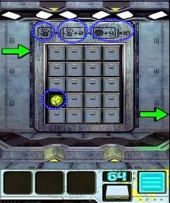 100 Doors Aliens Space Level 64 65 66