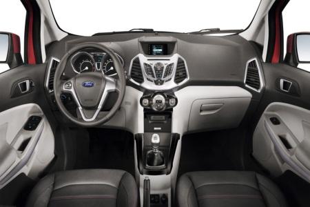 2013 Ford Ecosport Interior