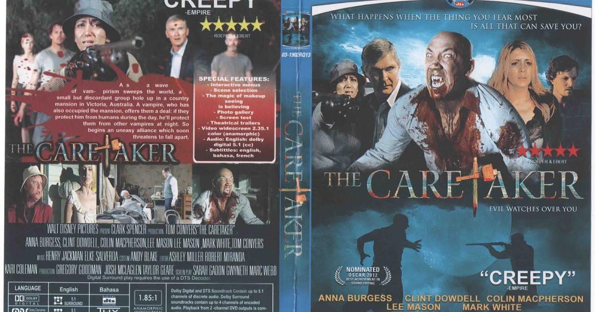 Movie Shop The Caretaker DVD 2012