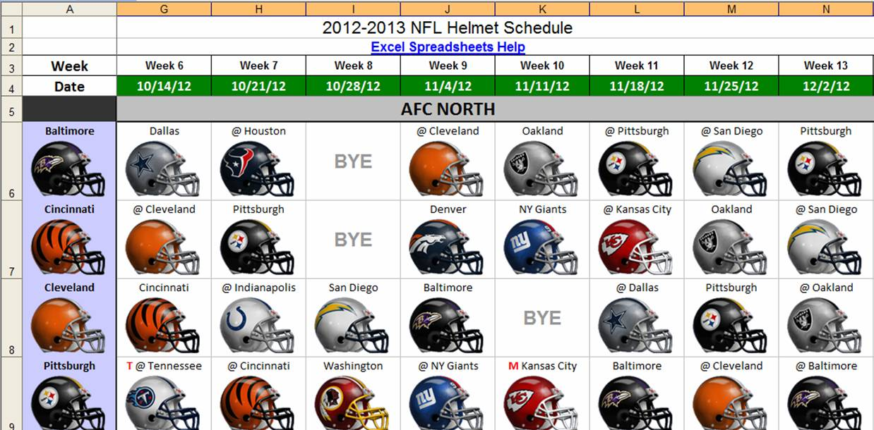 It is a graphic of Tactueux Printable Nfl Team Schedules