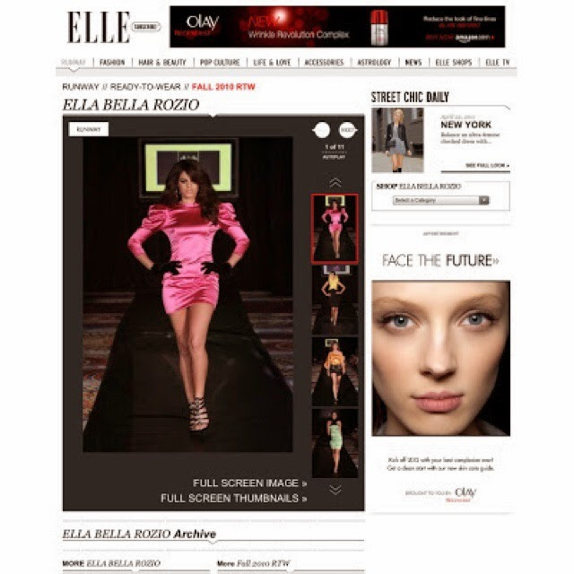 Maytee Featured on ELLE.com
