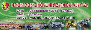 Dirgahayu MES Alumni - MESA