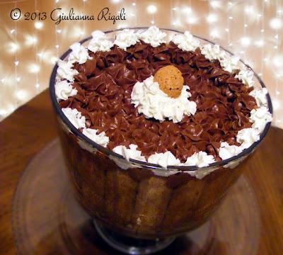 Amaretto Boston Cream Tiramisu Recipe