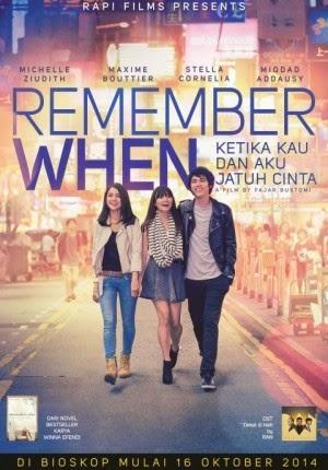 Film Remember When 2014 Bioskop