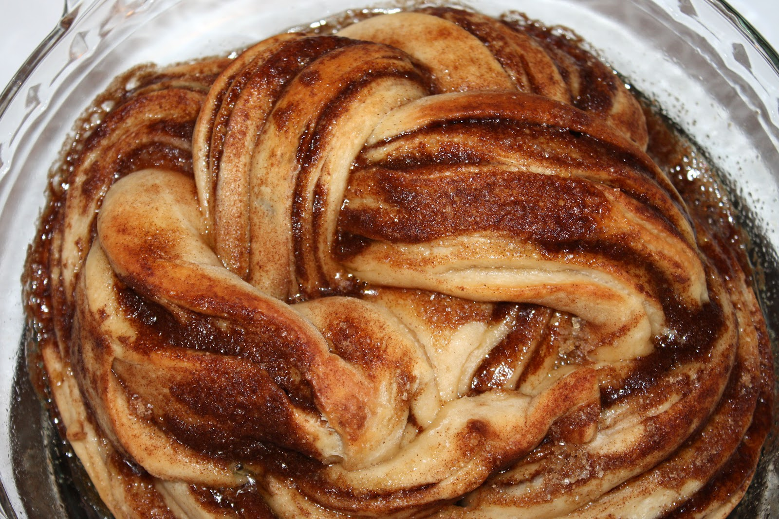 the everyday CRUMBS: Mother's Day Cinnamon Rolls