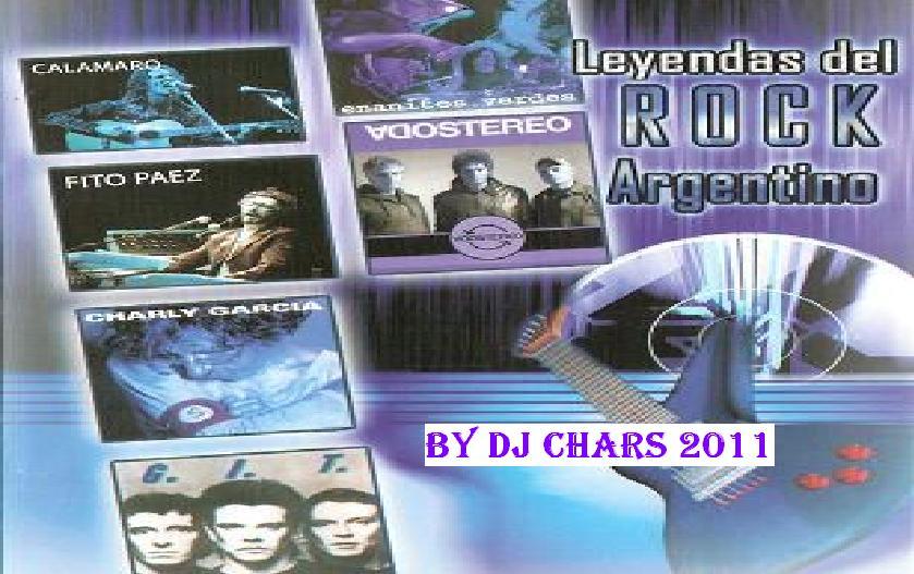 DJ CHARS ROCK ARGENTINO