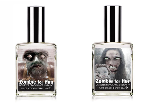 Zombie for Him and Zombie for Her: Zombie of the Week