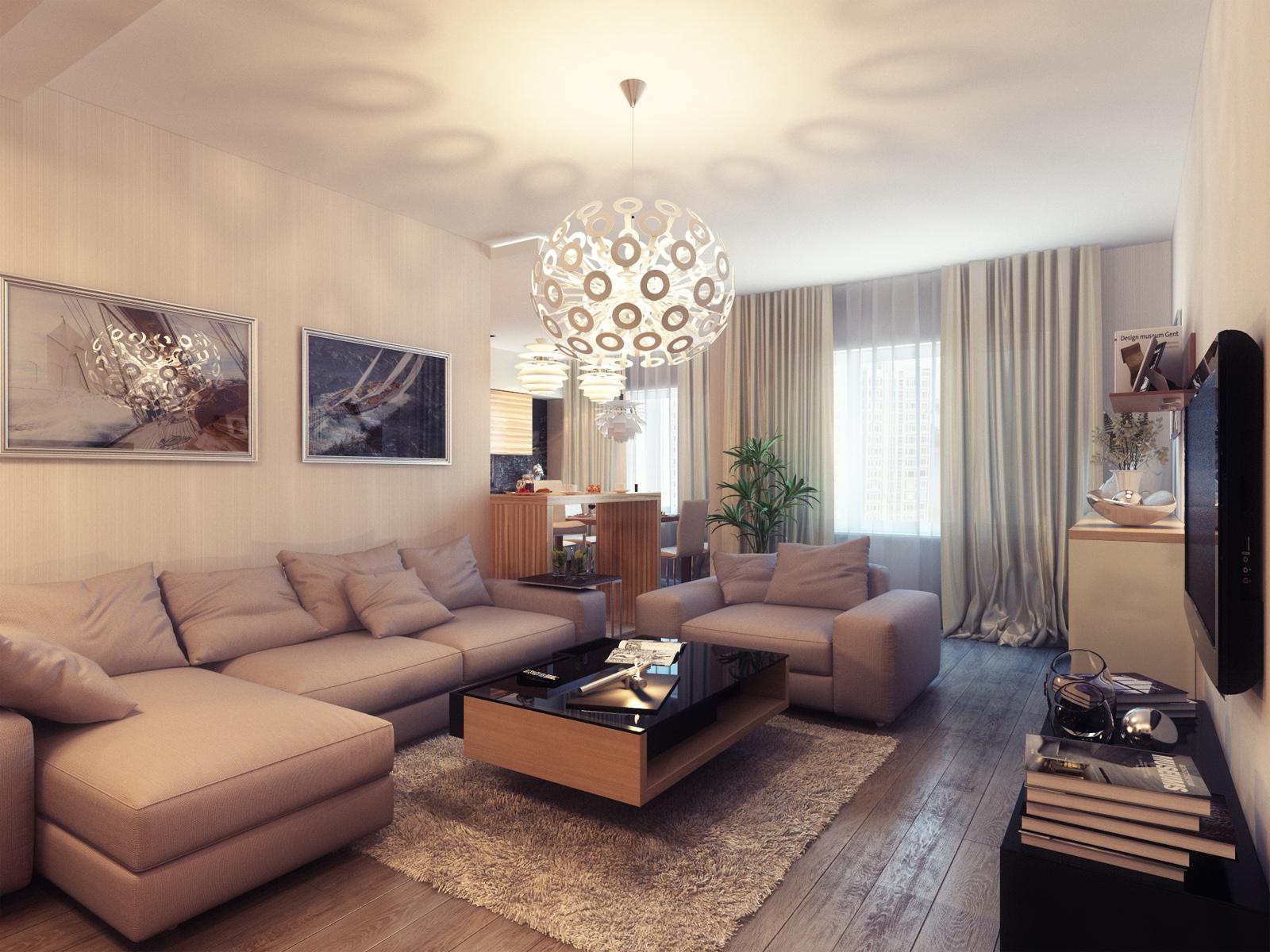 Декор гостиной своими руками фото