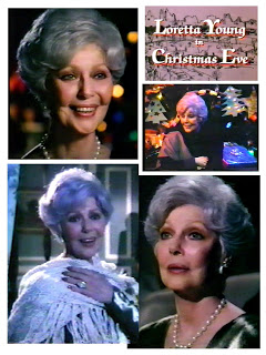 Christmas Eve (1986) Loretta Young - TV Classic