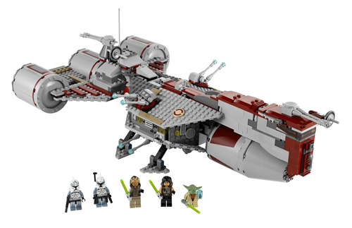 directly from star wars the clone - Lego Star Wars Vaisseau Clone