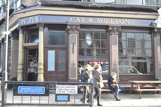 Cat+and+Mutton+Pub+Broadway+Market+review