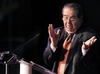 Justice Scalia I Don't Know