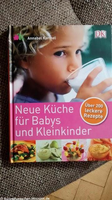 Runzelfuesschen Kochbuch für Babys