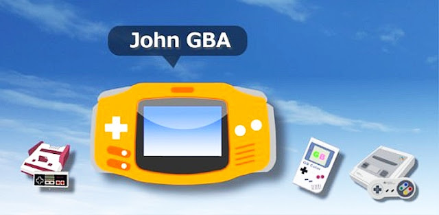 Download John GBA - GBA emulador Apk