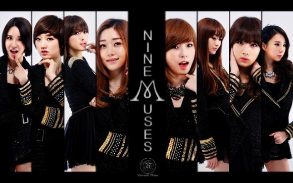 Biodata Nine Muses