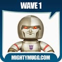 Transformers Mighty Muggs Wave 1