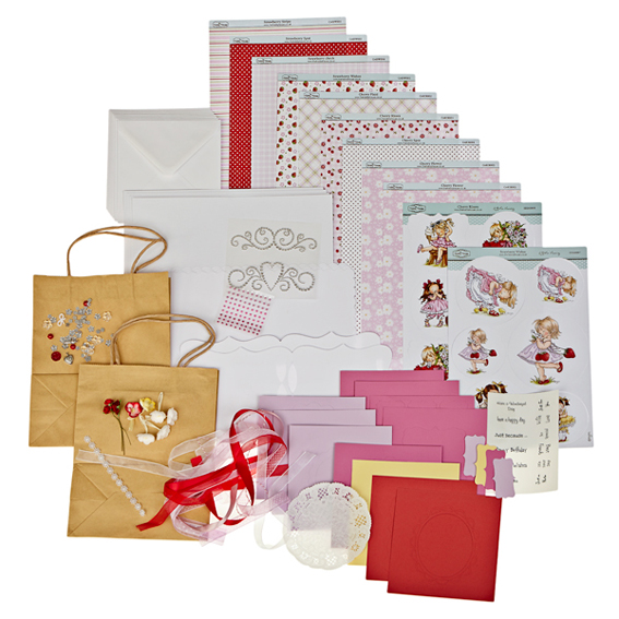 Hazel&#39;s Card Kit Candy