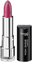 Preview: Die neue dm-Marke trend IT UP - High Shine Lipstick 080 - www.annitschkasblog.de