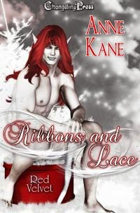 Ribbons and Lace by Anne Kane