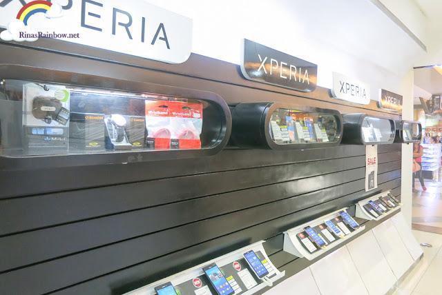 Xperia Sony Smartphone store