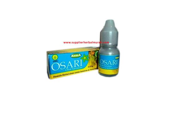 OSARI (Obat Sariawan dan Panas Dalam)