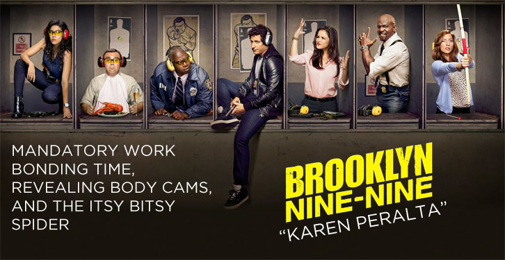 Brooklyn Nine-Nine - Karen Peralta - Review