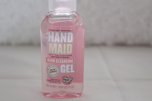 handmaid soap and glory