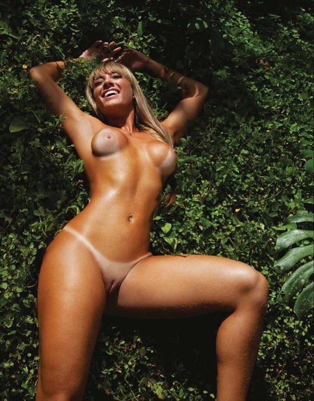 Juliana Salimeni Playboy Making Of
