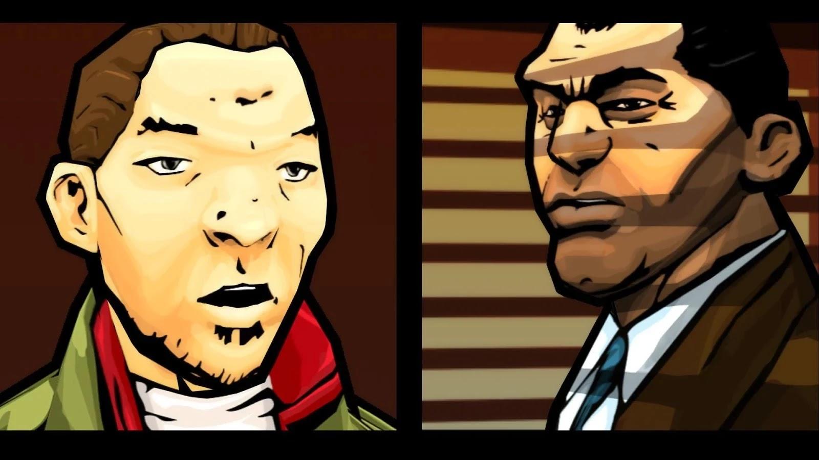 GTA: Chinatown Wars v1.01 Mega Mod