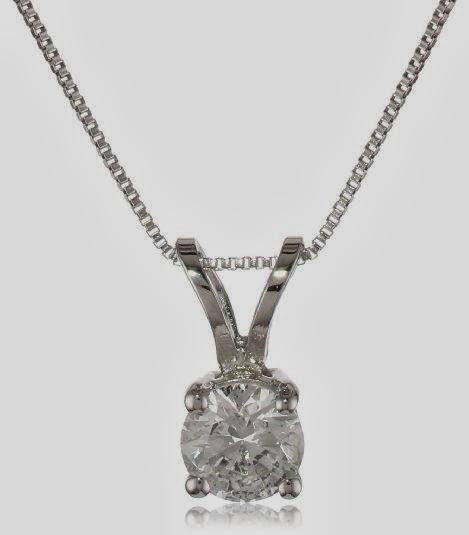 Cut Diamond Solitaire