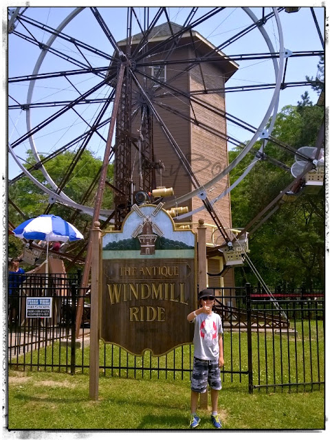 Centreville Windmill Ride