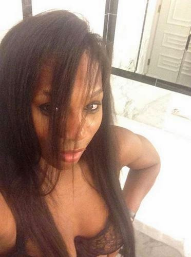 Serena Williams shares her new look