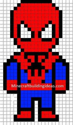Minecraft pixel art templates august 2012 for How to make minecraft pixel art templates