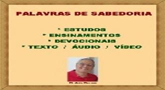 PALAVRAS DE SABEDORIA
