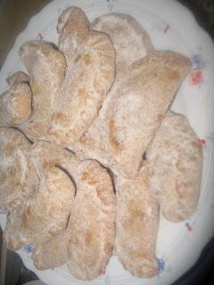 Dulces empanadillas