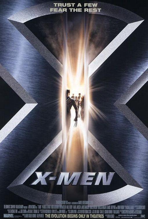 X-Men Dublado (2000)