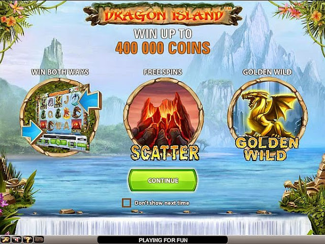 Dragon Island for iPhone