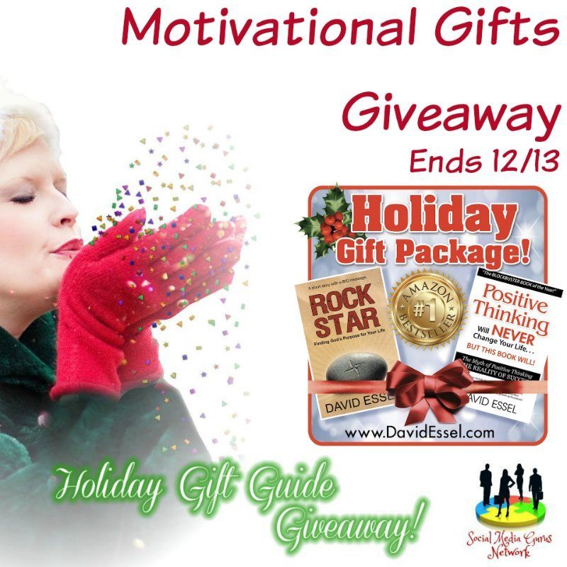 Motivational Gifts Giveaway