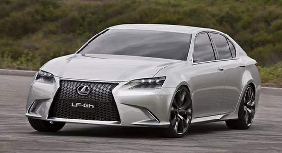 Lexus LF Gh Concept : Car Review 2011 and Pictures ~ LUXURY CARS ...