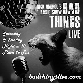 Nick Androu's Live Radio Show