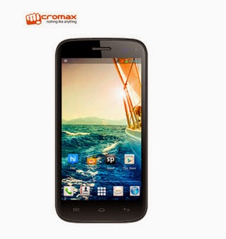 Buy Micromax Canvas Turbo Mini A200 at Rs.5499 : Buy To Earn