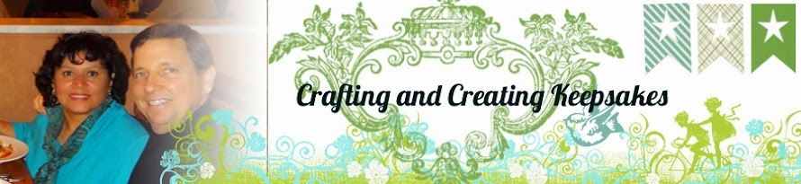 Crafting and Creating Keepsakes
