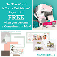 Join my team in May!