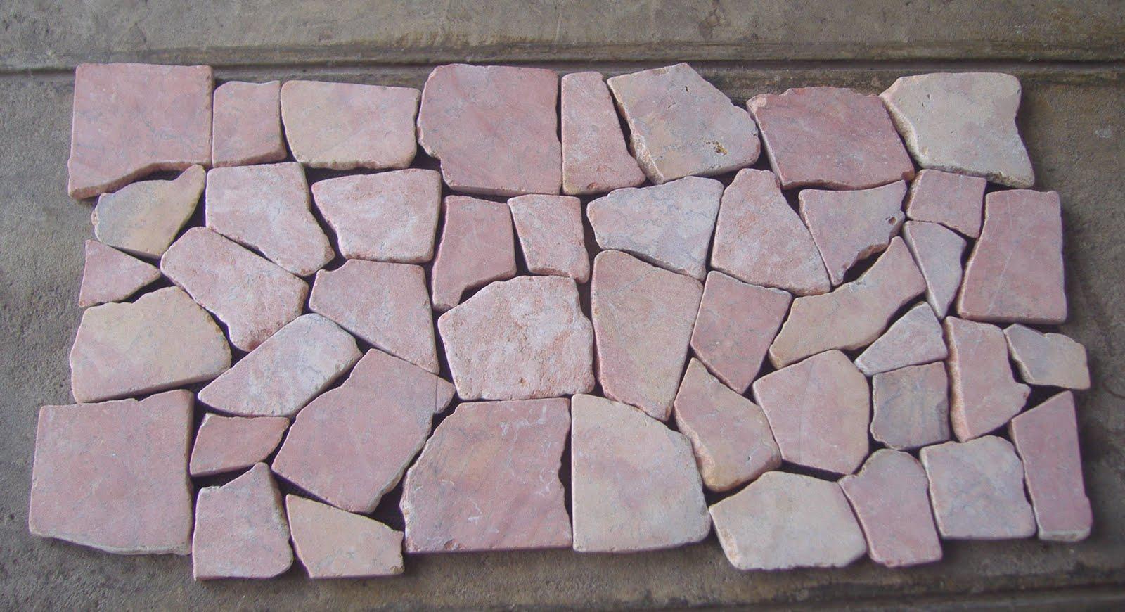 Cobble Stone Mosaics : Mosaic paver and cobble stone